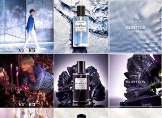 [新闻]190525 防弹少年团代言的7款香水发布,七人七色由你PICK!