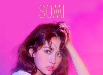 [星闻]Somi全昭弥出道即登上榜单1位…MV突破400万播放