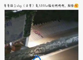 [新闻]190615 5000万粉丝福利是vlog?王俊凯综艺路透手持vlog神器