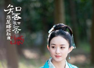 [分享]190615 赵丽颖遗憾落选最佳女主角 期待下一次获奖
