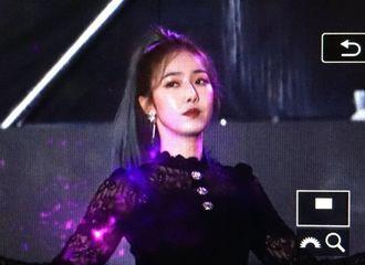 """[分享]190616 安东K-POP演唱会""""雨夜精灵""""GFRIEND冒雨献唱精彩不减!"""