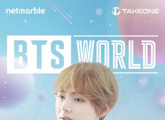[新闻]190626 经纪人游戏《BTS WORLD》事前下载已开始,韩国时间6点正式开放!