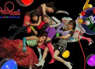 [新闻]190626 Red Velvet超大型《Zimzalabim》群舞视频引发热议!