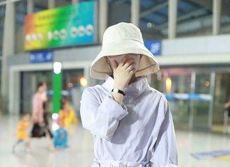 [分享]190717 赵丽颖机场现身路透6分钟合集 温柔姐姐要一次吸够