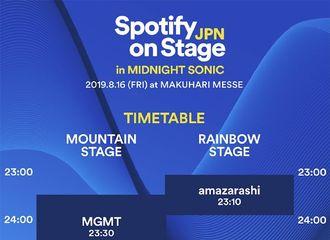 [NCT][新闻]190808 NCT127确定出演Spotify on Stage,在凌晨3点的东京城中燥起来吧!