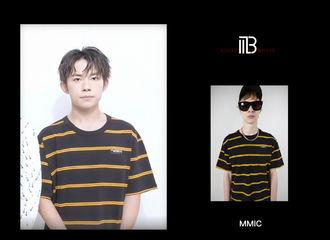 [TFBOYS][新闻]190808 易烊千玺条纹衫来袭,酷盖男孩时尚满分