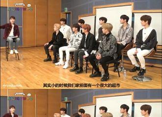 [Super Junior][分享]190810 SUJU冷知识——原来自信CP的缘分从超市就开始了
