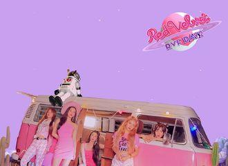 [Red Velvet][新闻]190812 D-7!RedVelvet《The ReVe Festival Day 2》首版团体预告照&视频公开!