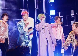 [BigBang][分享]190812 BIGBANG累计122周 在MelOn榜单歌曲排名进入TOP10!