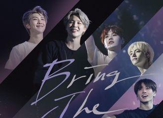 [防弹少年团][新闻]190813 防弹少年团电影《BringTheSoul:TheMovie》观影人数突破27万,韩国5日的再上映确认