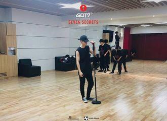 [分享]190816 又想骗我去泰国系列!段宜恩Solo舞台练习室排练照公开
