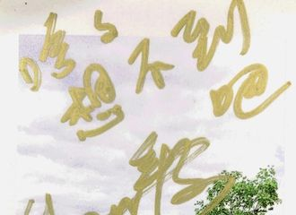[新闻]190817 调皮boss赵丽颖签名突然即兴发挥 出其不意也很可爱