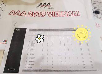 [新闻]190820 SUJU预计参加在越南举办的2019AAA,利特为颁奖典礼MC