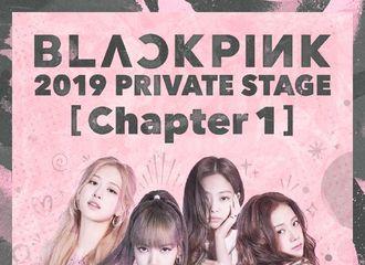 [BLACKPINK][分享]190822 BLACKPINK 2019 PRIVATE STAGE门票售卖开启 帅气海报同时公开