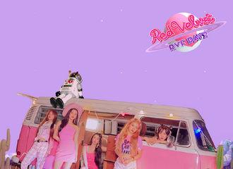 [Red Velvet][新闻]190826 RedVelvet新专席卷韩国各大唱片周榜一位,iTunes专辑榜单全世界38个国家和地区一位!