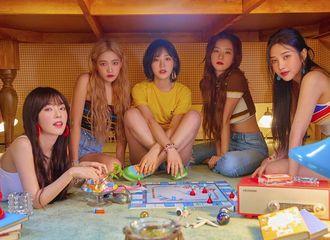 """[Red Velvet][新闻]190830 """"Summer Queen""""Red Velvet获得IDOL CHART榜单1位!"""