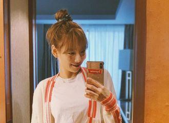 """[新闻]190831 金泰妍,露出腰部的露脐装时尚""""可爱性感"""""""