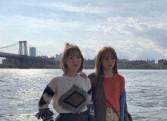 [Red Velvet][分享]190914 涩琪&Wendy新画报将在《Marie Claire Korea》杂志10月号出现