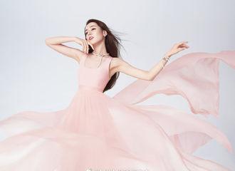 [新闻]190916 迪丽热巴全新广告大片公开 百年珠宝品牌继续携手热巴开启至美时代
