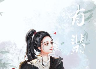 [赵丽颖][分享]190919 赵丽颖翡哥饭绘分享 小兔叽周翡在线施展魅力