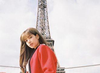 [分享]191014 埃菲尔铁塔下的完美视觉!小小摄影师莎今天也上线啦~