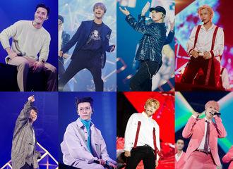 """[新闻]191018 """"预售突破35万张+32个地区第一""""Super Junior,出道15年的现役偶像的存在感"""