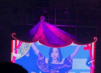 [分享]191020 久违的9人完整体舞台!Mina惊喜亮相四周年粉丝见面会