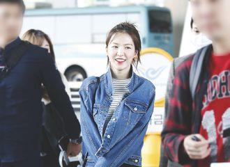 [Red Velvet][新闻]191022 Red Velvet Wendy,不足160cm但比例超群的女爱豆