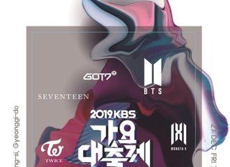 """[Red Velvet][新闻]191101 """"2019 KBS歌谣大祝祭""""公开首波阵容,Red Velvet确定出席!"""