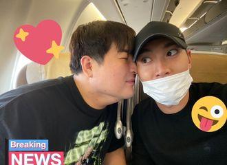 """[Super Junior][分享]191101 神马也就算了,这对CP的名字居然是""""马桶""""?!"""