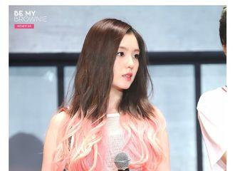 [Red Velvet][分享]191101 从Irene来看发色的重要性...我缺的是发色吗?我缺的是姐姐这张脸!