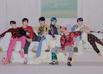 """[防弹少年团][新闻]191113 BTS两张专辑在""""Billboard200""""榜单中逆行,""""Social 50""""榜单122周蝉联1位!"""