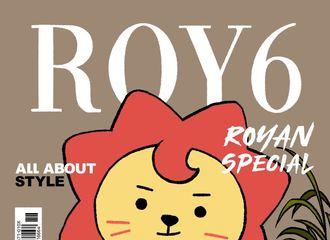 [TFBOYS][新闻]191129 莱阳登上时尚杂志封面,摆出和王源爸爸一样可爱的姿势