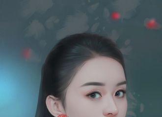[赵丽颖][分享]191204 净化心灵的颖宝饭绘 画中美人气质如兰星眸璀璨