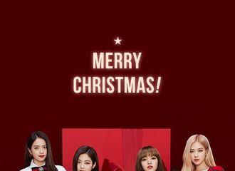 [BLACKPINK][分享]191206 OLENS公开四人四色圣诞画报丨迷人的红色风情