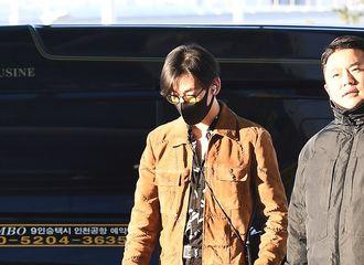 """[GOT7][新闻]191206 """"不知寒冷的男子汉机场时尚""""BamBam为参加海外行程前往泰国"""