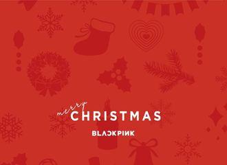 [BLACKPINK][新闻]191219 BLACKPINK圣诞限定周边释出!圣诞气息快要冲出屏幕啦