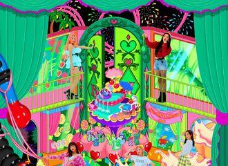 [Red Velvet][分享]191220 《The ReVe Festival Final》两版专辑配置出炉