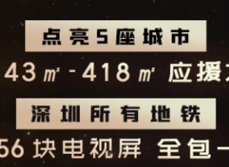 [TFBOYS][活动]191221 12月榜单活动倒计时第10天,TFBOYS名列榜单第六,恐错过深圳地铁24556块电视屏福利