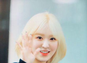 [Red Velvet][分享]191223 Wendy《金申英的午间希望》电台上班路,明朗的微笑精灵