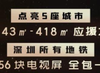 [防弹少年团][新闻]191231 五城六屏,深圳地铁全包活动倒计时三小时,阿米们冲鸭