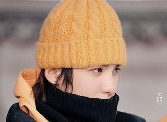 [新闻]200117 Justin《了不起的长城》录制造型路透 是冬日里熟透了甜掉牙的小芒果呀