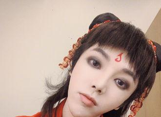 [新闻]200119 华晨宇微博更新分享自拍 花花版哪吒可爱上线
