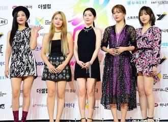 [新闻]200119 Red Velvet摘偶像组合1月品牌情况2位!