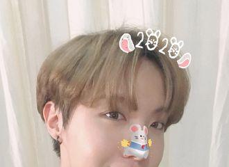 [新闻]200124 阿米新年快乐,朋友圈祝福物料来了!