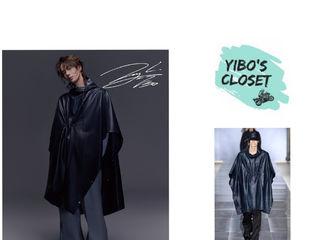 [分享]200216 王一博《时装男士》大片服饰科普分享 是比模特穿的更好看的人儿