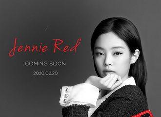 [新闻]200218 品牌公开 jennie最新画报!同款
