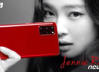 [新闻]200220 装点韩国大街小巷,Jennie全新广告大片上线!