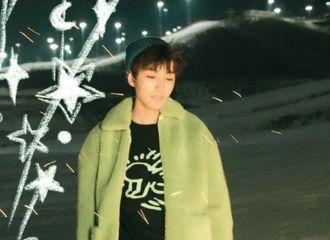 [分享]200220 王俊凯的时尚潮图 甜蜜满分的笑容