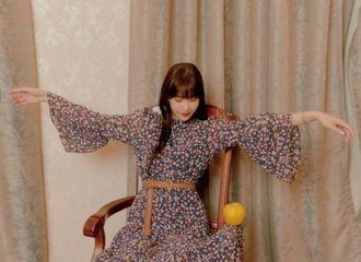 [新闻]200220 Red Velvet Joy,有着浓郁春天氛围的花卉图案穿搭爆发了可爱魅力